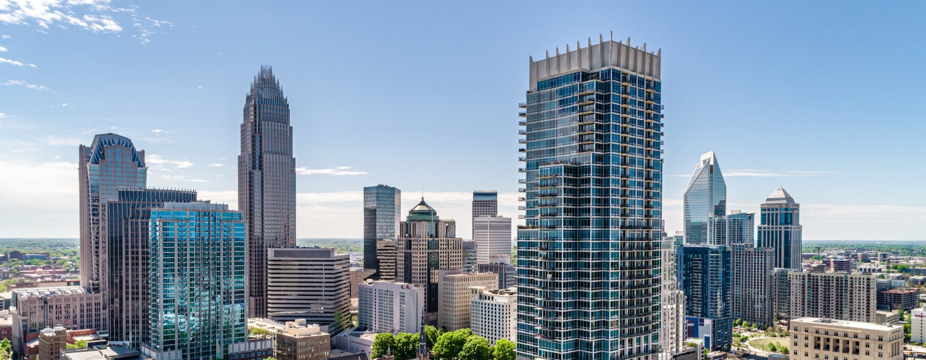 The VUE - Luxury Living in Uptown Charlotte, North Carolina